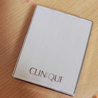 クリニーク(CLINIQUE)のイーブンベターパウダーメークアップウォーターベール(ファンデーション)