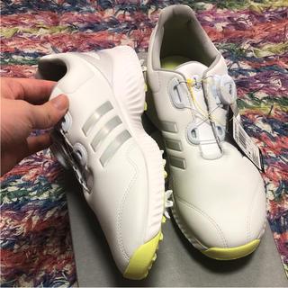 アディダス(adidas)の新品未使用 adidas ゴルフシューズ Boa(シューズ)