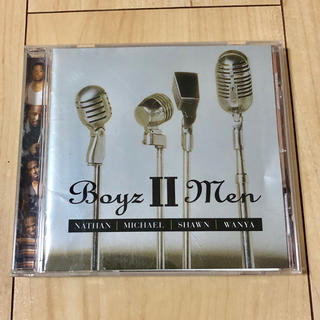 Boyz II Men  NATHAN MICHAEL SHAWN WANYA(R&B/ソウル)