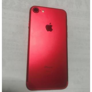 アイフォーン(iPhone)のiPhone7 (SIMフリー可)(スマートフォン本体)