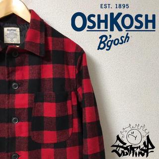 OSH KOSH オシュコシュ cpo シャツ ジャケット pコート