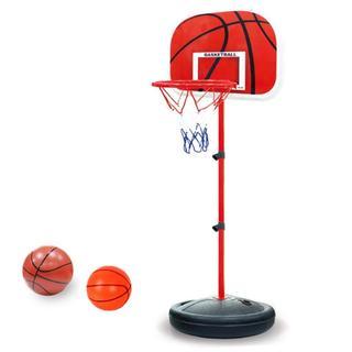 Pellor ミニバスケットゴール ボール付 高さ調整可能 (スポーツ)