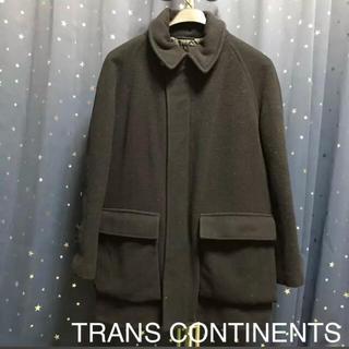 トランスコンチネンツ(TRANS CONTINENTS)のトランスコンチネンツ  メンズ コート(ステンカラーコート)