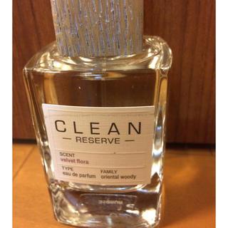 クリーン(CLEAN)の中古品  クリーン ベルベットフローラ オードパルファムスプレー 100ml(香水(女性用))