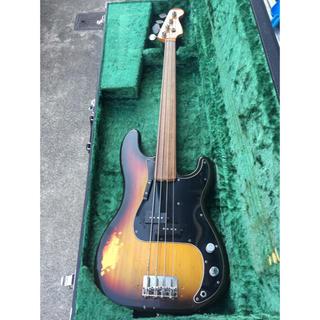 フェンダー(Fender)のFender USA Precision Bass 1976年製(その他)