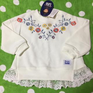 バディーリー(Buddy Lee)の《新品・タグ付き未使用》Buddy Lee トレーナー 95cm 花刺繍(Tシャツ/カットソー)