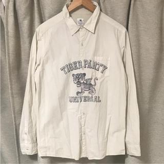 サスクワッチファブリックス(SASQUATCHfabrix.)のSASQUATCHfabrix プリントシャツ(シャツ)