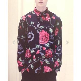 ミルクボーイ(MILKBOY)の新品タグ付き MILKBOY ミルクボーイ ロースシャツ 2015 WINTER(シャツ)