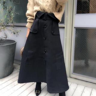 ザラ(ZARA)のBirthday bash ボンディングスカート(ロングスカート)