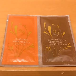 ヤマダヨウホウジョウ(山田養蜂場)の山田養蜂所 薬用RJ 地肌ケア シャンプーC & コンディショナー b(シャンプー)