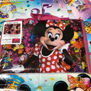 ディズニー(Disney)のイマジニングザマジック ミニー レジャーシート送料込み(その他)