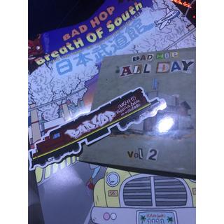 BAD HOP ALL DAY vol.2(ヒップホップ/ラップ)