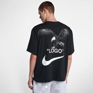 オフホワイト(OFF-WHITE)のオフホワイト クロップド Tシャツ(Tシャツ(半袖/袖なし))