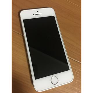 アイフォーン(iPhone)のiphone5s Softbank(スマートフォン本体)