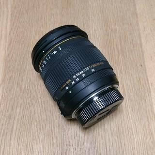 シグマ(SIGMA)のシグマ 18-50mm F2.8(レンズ(ズーム))
