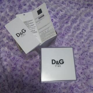 ディーアンドジー(D&G)の★D&G腕時計★(腕時計)