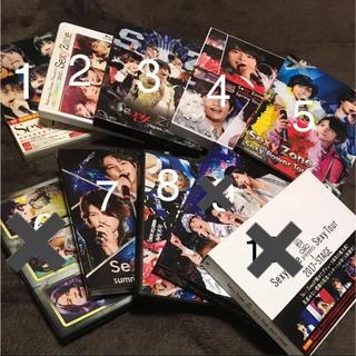 Sexy Zone DVD各種