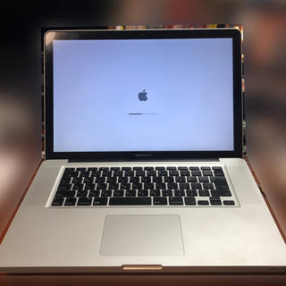 マック(Mac (Apple))のApple MacBook Pro 15インチ Core i5 mid2010(ノートPC)
