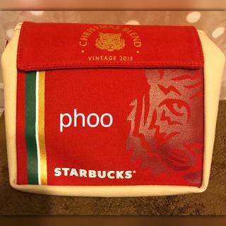 Starbucks Coffee - スタバ タイ【クリスマスブレンドオリガミ12パック】専用バッグ