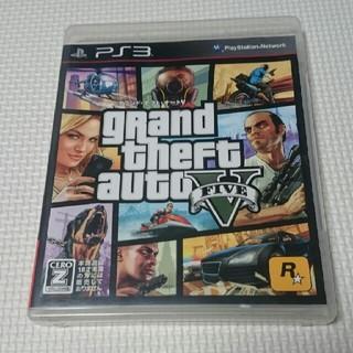 プレイステーション3(PlayStation3)のグランドセフトオートV PS3ソフト(家庭用ゲームソフト)