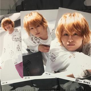 荒木宏文 公式ブロマイド 生写真 2011.09(男性タレント)