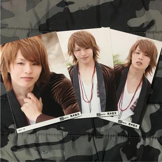 荒木宏文 公式ブロマイド 生写真 2011.10(男性タレント)