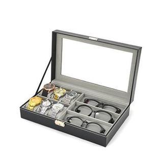 腕時計・メガネ収納BOX コレクションケース(その他)