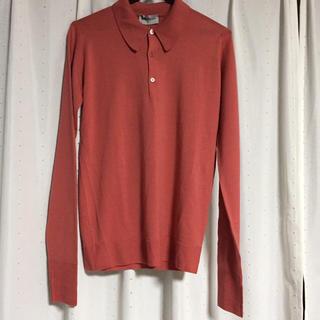 ジョンスメドレー(JOHN SMEDLEY)のジョンスメドレー ポロシャツ XS(ポロシャツ)