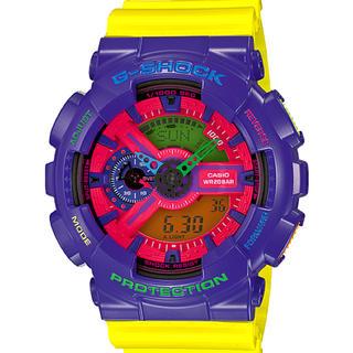 ジーショック(G-SHOCK)の G-SHOCK  カシオ  Hyper Colors GA-110HC-6(その他)