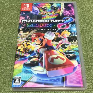 ニンテンドースイッチ(Nintendo Switch)のマリオカート8 デラックス(家庭用ゲームソフト)