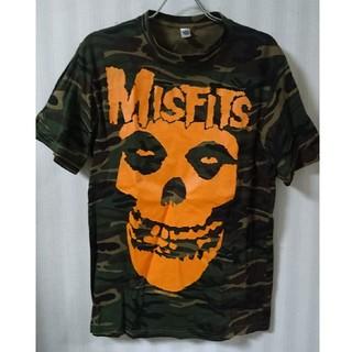 アンビル(Anvil)のミスフィッツのTシャツ(Tシャツ/カットソー(半袖/袖なし))