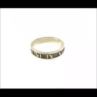 ティファニー(Tiffany & Co.)のティファニー TIFFANY & CO. アトラスATLAS シルバー 925(リング(指輪))