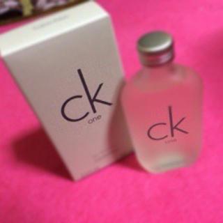 シーケーカルバンクライン(ck Calvin Klein)のCalvin Klein カルバンクライン シーケーワン 香水(ユニセックス)