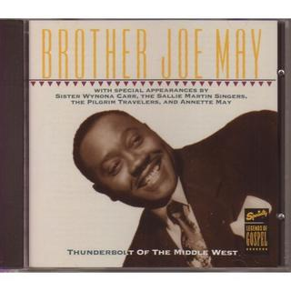 Brother Joe May Thunderbolt Of(R&B/ソウル)