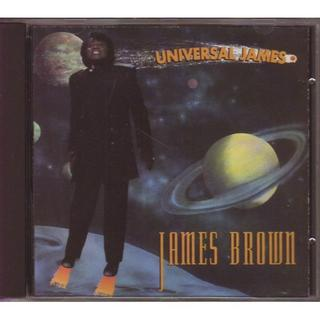 James Brown Universal James(R&B/ソウル)