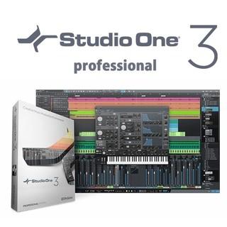 正規品 Studio One 3 Pro + Notion 6(DAWソフトウェア)