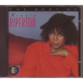 Minnie Riperton The Best Of(R&B/ソウル)