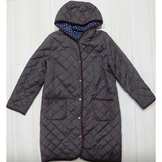 ベルメゾン(ベルメゾン)のママコート キルティングコート Lサイズ 美品♡(マタニティアウター)