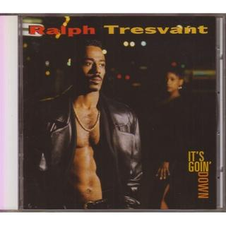 Ralph Tresvant It's Goin' Down(R&B/ソウル)