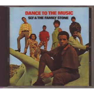 Sly & The Family Stone Dance To(R&B/ソウル)
