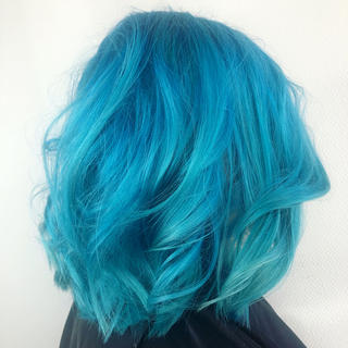 Joico Color Intensity MERMAID BLUE(カラーリング剤)