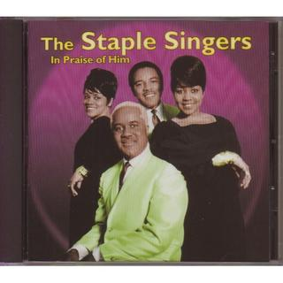Staple Singers In Praise Of Him(R&B/ソウル)