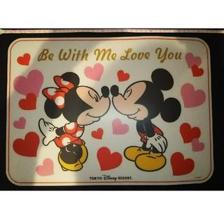 ディズニー(Disney)のディズニーリゾート ランチョンマット ミッキー ミニー スーベニア TDS(キャラクターグッズ)
