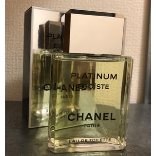 シャネル(CHANEL)の新品CHANELエゴイストプラチナム100mlシャネル香水(ユニセックス)