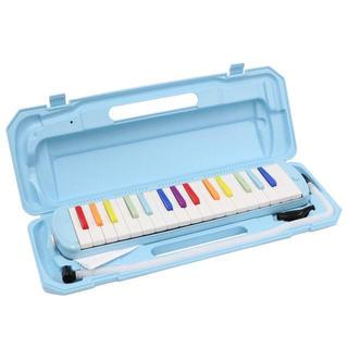ピアニカ 新品 未使用 虹色 残り本当にわずか。。(ピアノ)