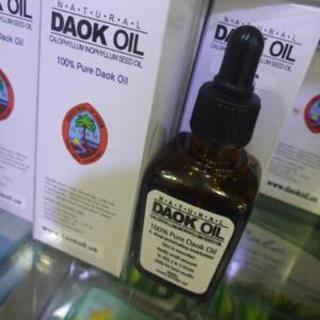 オイル(OIL)のDAOK OIL(フェイスオイル / バーム)