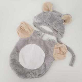 ベビー用 赤ちゃん 衣装 仮装 コスチューム 変装グッズ 出産祝い 新生児(その他)