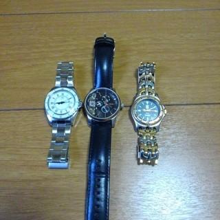 エルジン(ELGIN)の時計ジャンク(腕時計(アナログ))