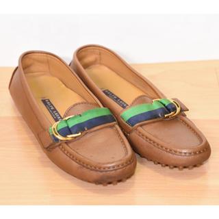 ラルフローレン(Ralph Lauren)のラルフ・ローレン コレクションライン ドライビングシューズ(ローファー/革靴)
