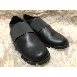 ハレ(HARE)のHARE 革靴 スリッポン ドレスシューズ(ドレス/ビジネス)